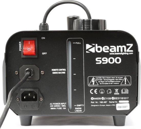 Rookmachine S900