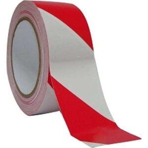 Afzetlint rood/wit