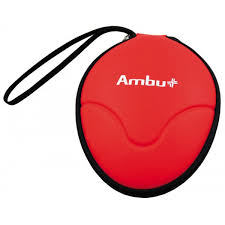 Pocket mask ambu softcase