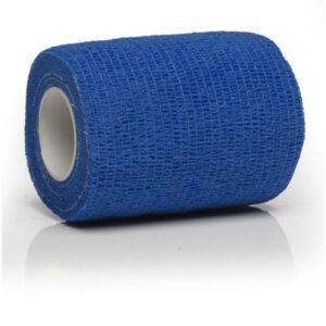 Fixatiezwachtel blauw